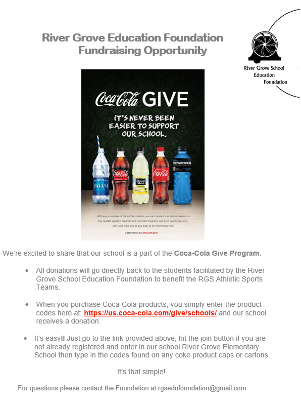 Coke Reward Flyer