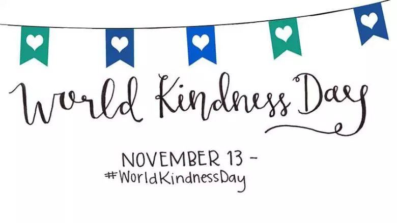 World Kindness Day!